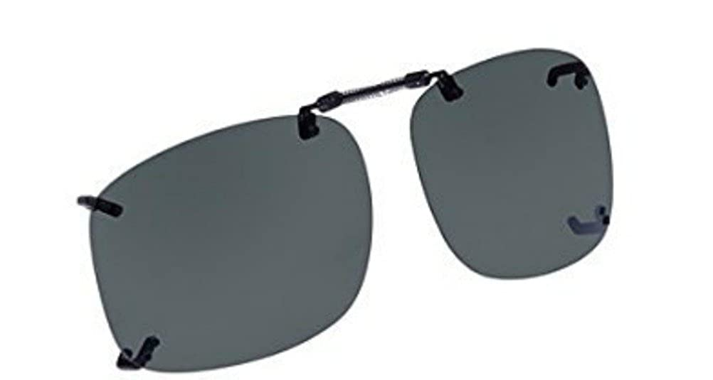 128fa5d0ff5db RIMLESS SPRING FIT CLIP ON SUNGLASSES HIDDEN CLIPS  Amazon.co.uk  Clothing