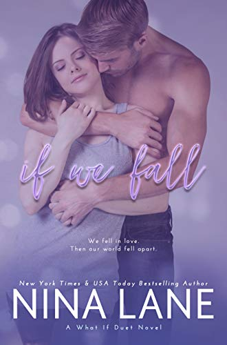 If We Fall (What If Book 2) by [Lane, Nina]
