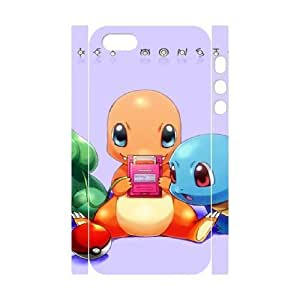 High Quality Specially Designed Skin cover Case 1 iphone 5 5s Cell Phone Case 3D Pokemon