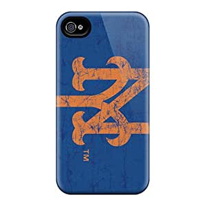 New Arrival New York Mets For Iphone 4/4s Case Cover
