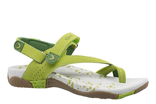 37 Kefas EU 1 women's nbsp;pair Green sandals Size waxx8YSpq