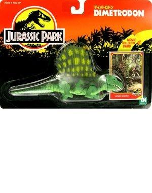 Jurassic Park Dimetrodon Kenner