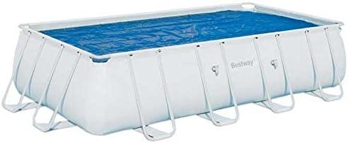 Bestway - Piscina Frame 549 x 274 x 122 cm + depuradora de Arena ...