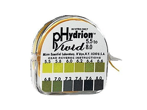 Top pH Test Strips