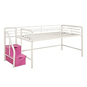 Dorel Home Products Junior Loft with Storage Steps