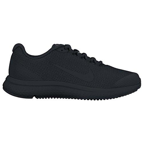 Nike Runallday, Zapatillas de Running para Hombre Negro (Black/black Anthracite)