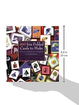 amazon com search press search press books 460 iris folded cards to