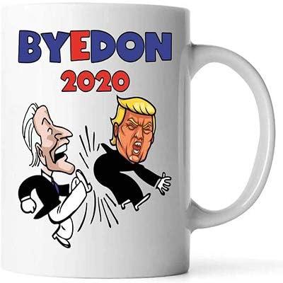 Byedon Mug Byedon 2020 Mug Joe Biden Coffee Cup Bye Don