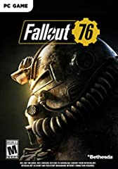 Bethesda Game Studios, the award-winning creators of Skyrim and Fallout 4, welcome you to Fallout 76, the online prequel where every surviving human is a real person. Work together, or not, to survive. Under the threat of nuclear annihilation...
