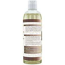 Body Wonders Castor Oil, Hexane Free for Healthy Hair, Skin and Nails, 16 fl oz / 473 ml
