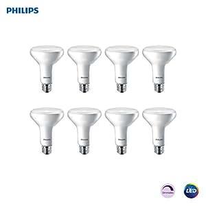 Philips Led Dimmable Br30 Light Bulb 650 Lumen 2700