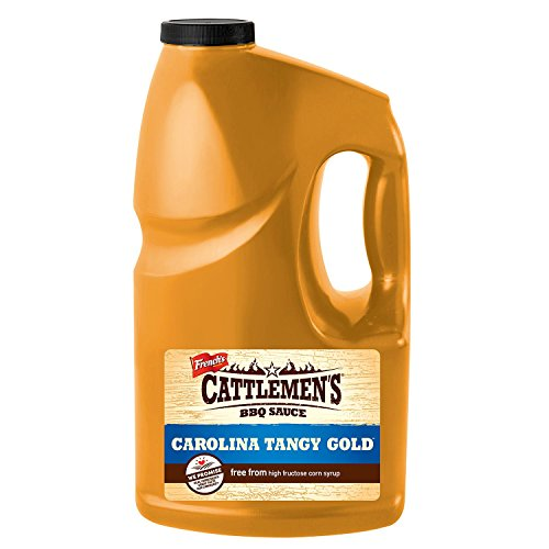Cattlemen's Carolina Tangy Gold BBQ Sauce, 1 gal