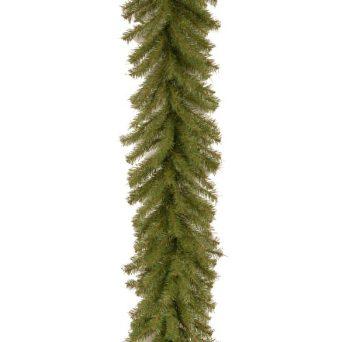 National Tree 9 Foot by 12 Inch Norwood Fir Garland (NF3-9B-1)