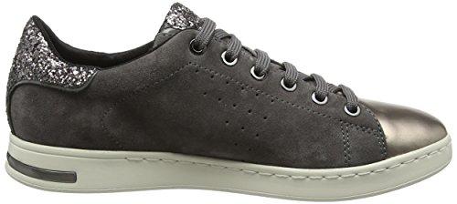 Geox D Jaysen a, Zapatillas para Mujer Grau (DK GREYC9002)