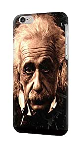 S0145 Albert Einstein Case Cover for IPHONE 5C