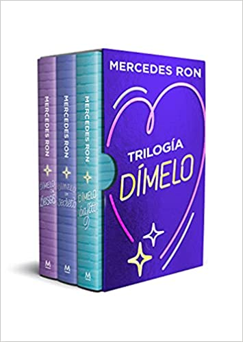 Trilogía Dímelo de Mercedes Ron
