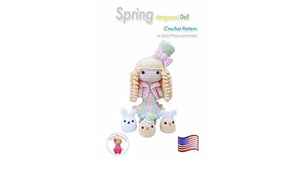 Free Crochet Pattern for an Amigurumi Teddy Bear in a Sweater ... | 350x600