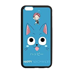 Customize TPU Gel Skin Case Cover for iphone 6+, Anime iphone 6 plus Cover (5.5 inch), Fairy Tail by Maris's Diary