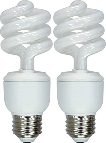 GE Lighting 42051 Energy Smart CFL 13-watt 825-Lumen T3 S...