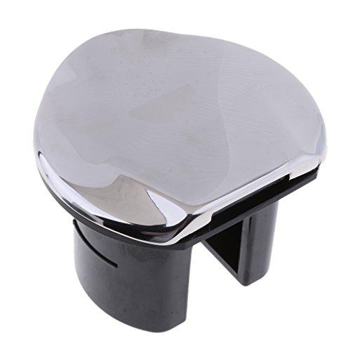 Baoblaze Marine Boat Transom Wash Down Shower 316 Stainless Steel Lid Cup 97014DSSP