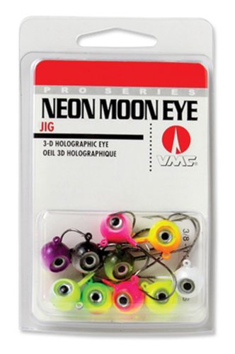VMC Neon Moon Eye Jig Kit - 1/8 oz