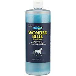 Farnam Wonder Blue Shampoo, fl. 32 oz.