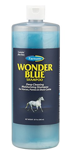- Farnam Wonder Blue Shampoo, fl. 32 oz.