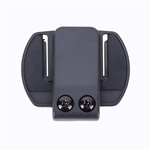 Vnetphone V4//V6 Bluetooth Intercom Headest Accessories /& Clip Only Suit for V4//V6-1200 Helmet Intercom Motorcycle Bluetooth interphone with 3.5mm Jack Plug