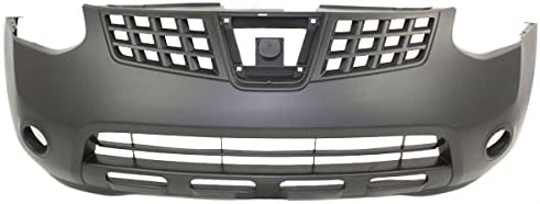 New Front Primed Bumper Cover Fits Nissan Rogue S//SL Models NI1000251