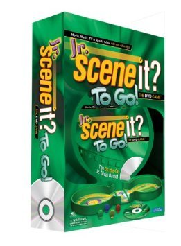 Jr. Scene It? To Go! The DVD Game