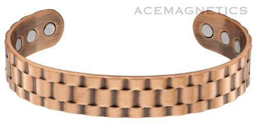 pure-copper-magnetic-bracelet-for-arthritis-heavyweight-mens-therapy-bracelet-leviathan-l