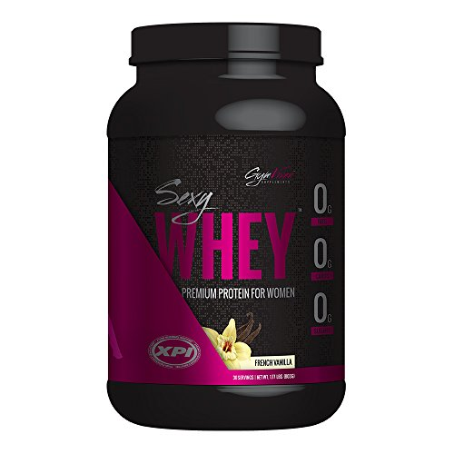 Sexy whey protein for women