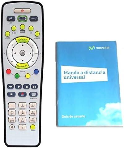 Ochoos Control A Distancia Movistar Remote Control Plus Zyxel-Arris-ADB STB, RCU STB IMAGENIO MOVISTAR: Amazon.es: Bricolaje y herramientas
