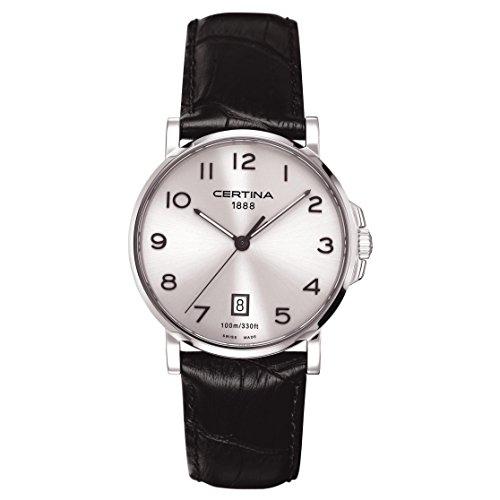 Certina Ds Caimano Gent Men's Watch C017.410.16.032.00, Quartz