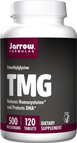Jarrow Формулы TMG 500, 120 таблетки