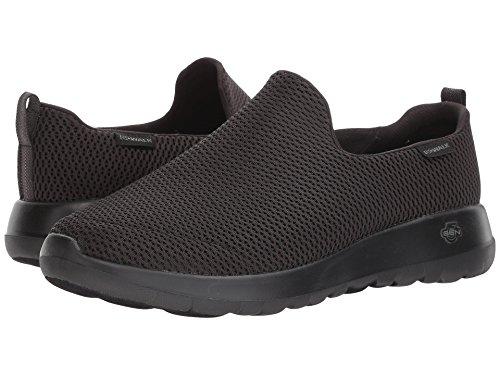 [SKECHERS(スケッチャーズ)] メンズスニーカー?ランニングシューズ?靴 Go Walk Max Black 10 (28cm) EE - Wide