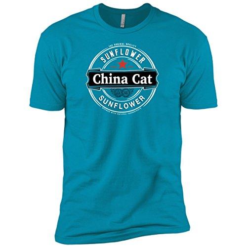 China Cat - China Cat Heiny Premium Cotton T-Shirt