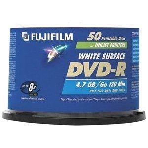 "Fuji Photo Film Co. Ltd - Fujifilm 16X Dvd-R Media - 4.7Gb - 120Mm Standard - 50 Pack Spindle ""Product Category: Storage Media/Optical Media"""