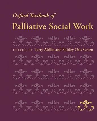 Oxford Textbook Of Palliative Social Work Oxford border=