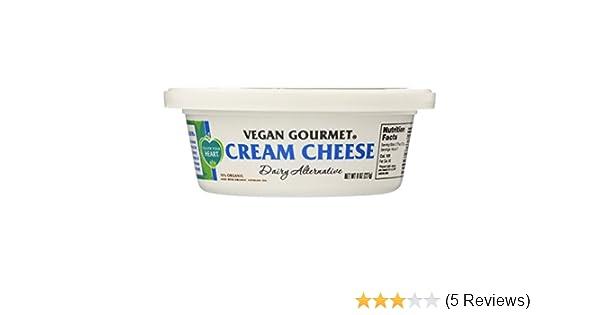 Amazon.com : FOLLOW YOUR HEART VEGAN GRMT CREAM CHS, 8 OZ : Breakfast Foods : Grocery & Gourmet Food