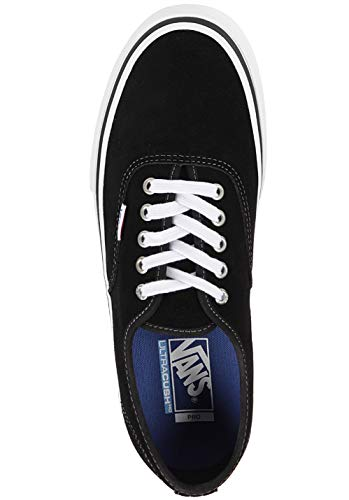 Black Mixte Classic Slip Vans U Adulte on Suede Baskets Mode vY1OzOwAq5