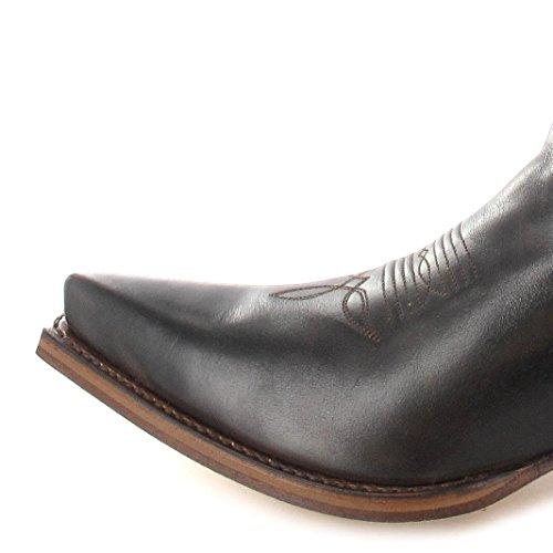Sendra Boots 2073, Stivali western unisex adulto Snowbut Marron