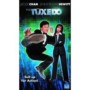 Amazoncom The Tuxedo Vhs Jackie Chan Jennifer Love Hewitt
