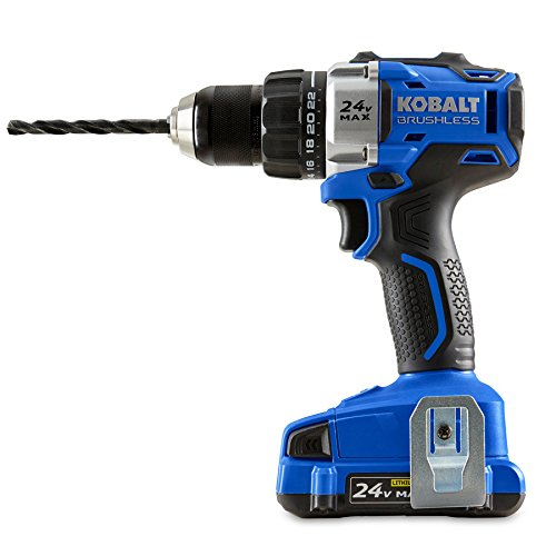 Kobalt 24-Volt Cordless Brushless Drill Black Friday Deals 2020