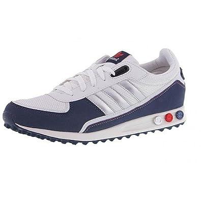 2a27451ce adidas - La Trainer 2 - U42261 - Couleur : Blanc, Noir, Gris Argent ...