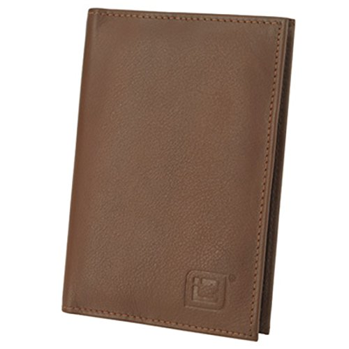 RFID Leather Passport Cover Blocking product image