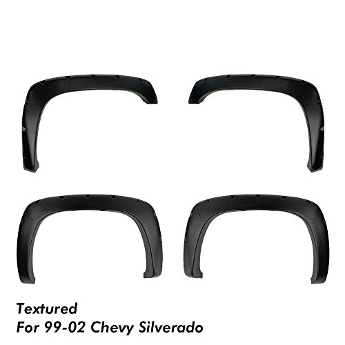 02 chevy 1500 fender flares - 8