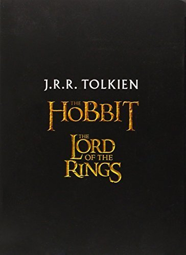 The Hobbit and The Lord of the Rings (Box Set of Four Paperbacks) by J. R. R Tolkien (2014-11-20)