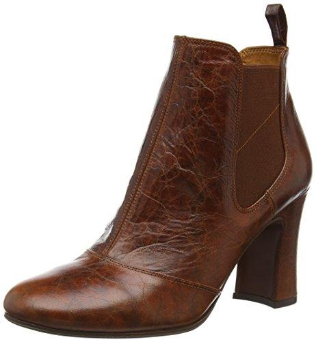 Chie piel quinta cuero botas marrón mujer Braun Mihara de galicia 8I6Iqr