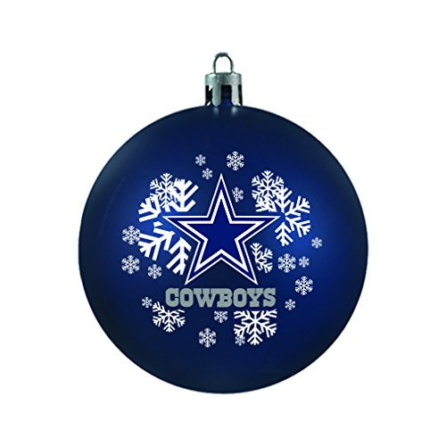 NFL Dallas Cowboys Shatterproof Ball Ornament -
